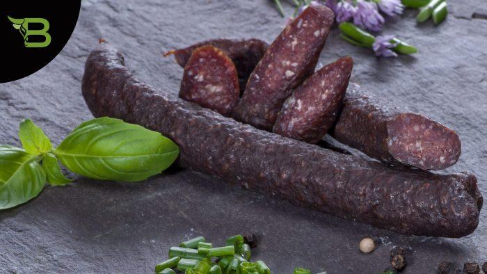 MontaBeef Bio-Rindswurst 100% naturrein und geschmackvoll